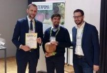 Start-up nagrodzony za innowacyjne prognozowanie plonowania i zbiorów jabłek