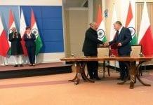 Polska krajem partnerskim na World Food India