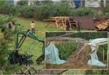 Ok. 8,5 tys. gospodarstw i 72 tys. ha upraw zniszczonych przez nawałnicę