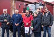 Ursus C-380 już w najbezpieczniejszym gospodarstwie rolnym w Polsce