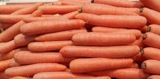 Bardzo wysokie ceny warzyw krajowych – bardzo niskie jabłek