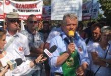 Prezes ZSRP po proteście 2 sierpnia: dziękujemy za mobilizację
