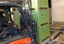 Grudniowy stan zapasów jabłek i gruszek w UE