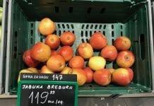 Ceny jabłek w Serbii. Ile kosztują polskie?