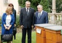 Rozmowy polsko-słoweńskie: forum biznesowe, pszczoły, WPR i handel