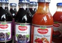Rosja: spadek spożycia soków