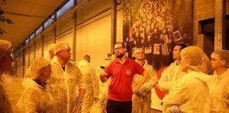 Polscy producenci warzyw szklarniowych z wizytą