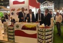 LubApple na targach Fruit Attraction w Madrycie