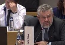 Ardanowski apeluje o większe środki na de minimis i pomoc dla sadowników