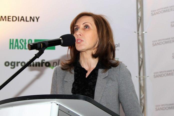 dr hab. Beata Meszka zmarła 21 grudnia 2017 r