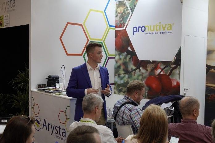 ProNutiva_nowy projekt zaprezntowany przez firmę Arysta