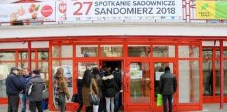 28 Spotkanie Sadownicze Sandomierz – 30 i 31 stycznia