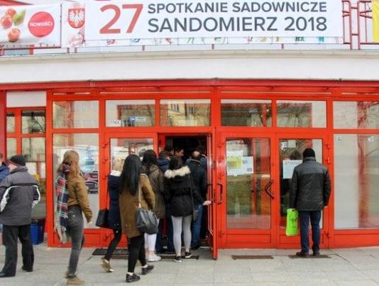 28 Spotkanie Sadownicze Sandomierz – program konferencji
