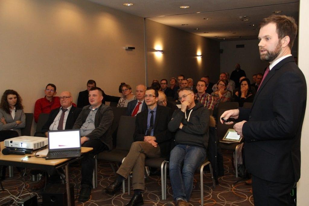 Uczestnicy Forum Doradców Sadowniczych