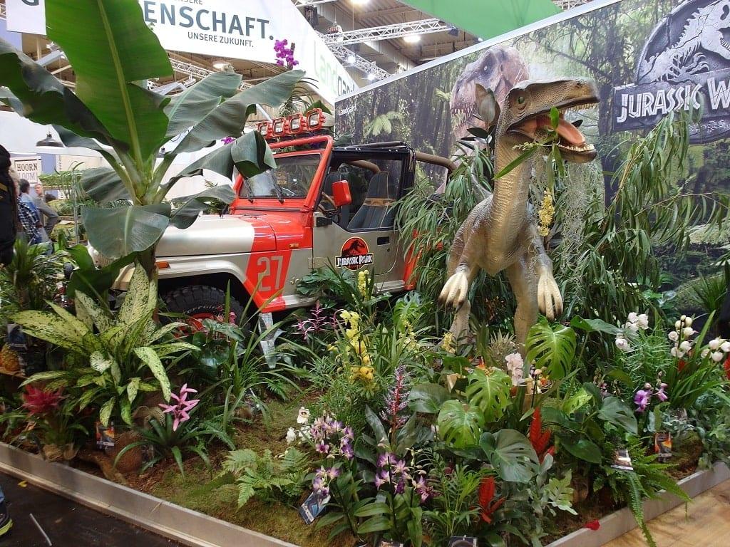 Niemiecka organizacja producentów roślin ozdobnych Landgard promuje rośliny w efektowny sposób - 2