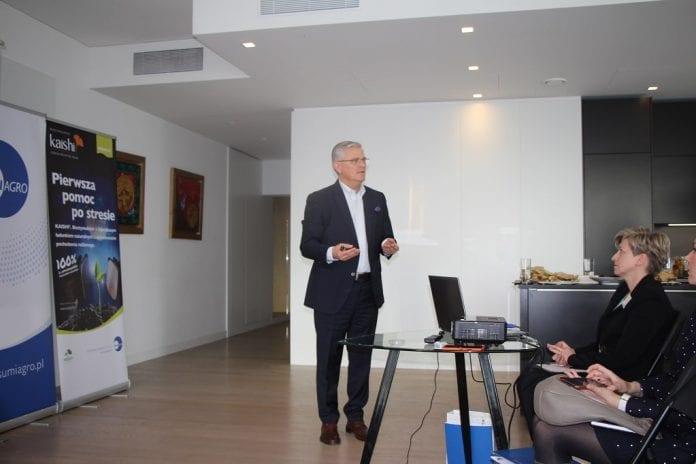 Tomasz Malczewski, prezes Sumi Agro Poland