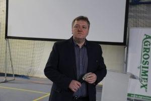 Uczestników spotkania powitał Janusz Miecznik