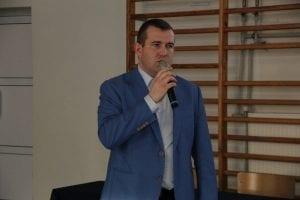 Mariusz Byliniak omówił temat nawadniania i fertygacji na plantacjach truskawki