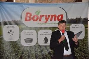 dr hab. Zbigniew Jarosz, pracownik naukowy Katedry Żywienia Roślin Uniwersytetu Przyrodniczego w Lublinie