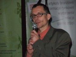 dr Dariusz Paszko, pracownika Zakładu Ekonomiki Ogrodnictwa, Uniwersytetu Przyrodniczego w Lublinie