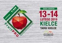 MTAS-FruitPRO 2019 oraz Targi Horti-tech Kielce 2019