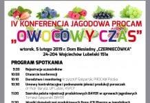 Konferenecja jagodowa