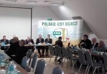 Polskie izby rolnicze