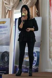 Szkodniki i sposoby ich zwalczania, to temat który omówiła Barbara Błaszczyńska z Agrosimex