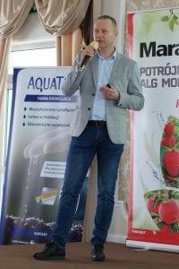 Krzysztof Sak - Agronom Plants - mówił o truskawkach powtarzających