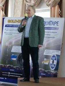 Krzysztof Gątarski z INTER-TRADE JMMG Sp. z o. o.