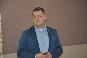 Grzegorz Turzyniecki z firmy Grupa Mularski