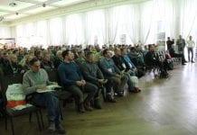 Kongres Borówkowy w Małej Wsi 2019