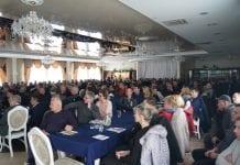 Konferencja truskawkowa w Czerwińsku -21.02.2019