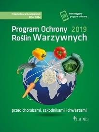 Program ochrony roślin warzywniczych 2019 - okładka