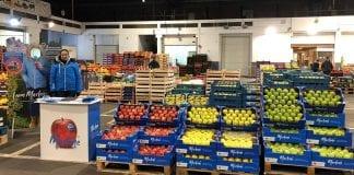 Jak promuje się włoskie jabłka wśród konsumentów w Belgii i Holandii