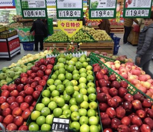 Polskie jabłka oczami chińskiego importera