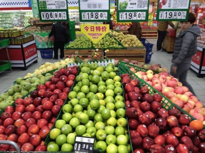 Czy Polskie jabłka przebiją się przez chiński mur?