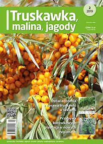 Truskawka, Malina, Jagody - numer 2/2019