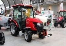 AgroTech 2019 – ciągniki sadownicze