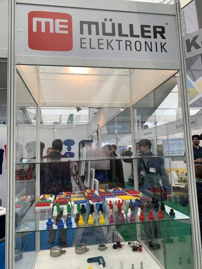 AgroTech 2019 Kielce - fot. A. Andrzejewska