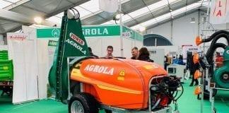 AgroTech 2019 – technika sadownicza