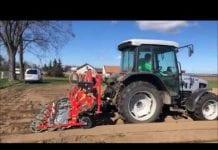 Regulacje siewnika do warzyw – techniczne wskazówki. FILM