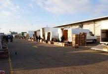Ceny warzyw na warszawskim rynku hurtowym Bronisze, 30 czerwca