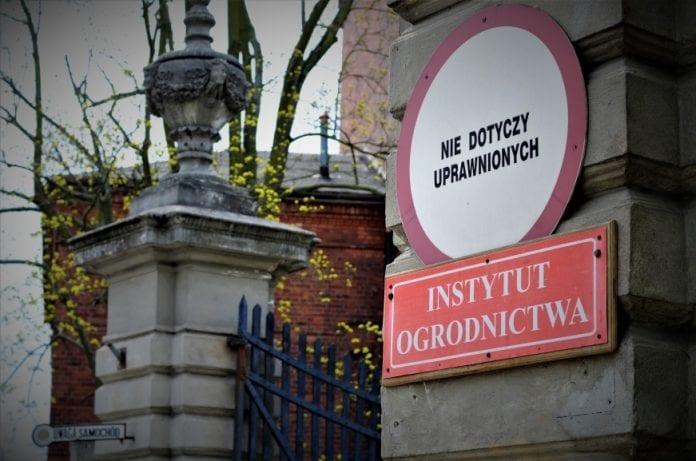Instytut ogrodnictwa