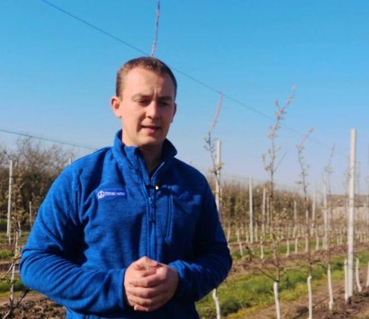 Komunikat sadowniczy TIMAC AGRO Polska z dnia 20.04.2019