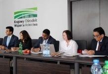 Delegacja z Indii w Polsce