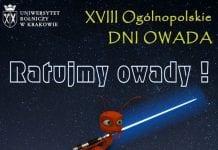 XVIII Ogólnopolskie Dni Owada na Uniwersytecie Rolniczym w Krakowie