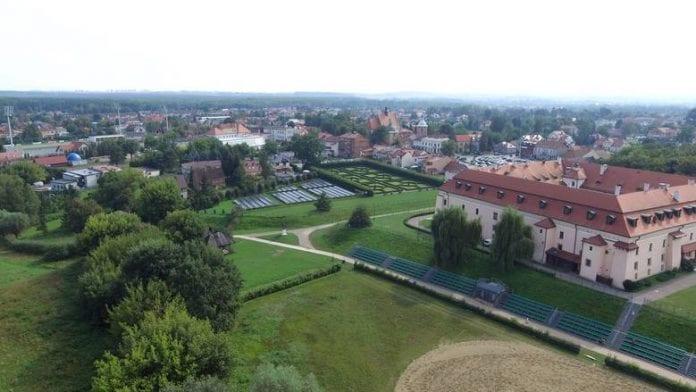 Powstana nowe parki - Niepołomice i Wieliczka