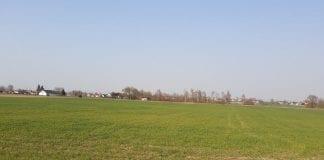 System łagodzący suszę w rolnictwie