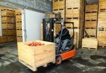 Ukraina ma duże zapasy jabłek